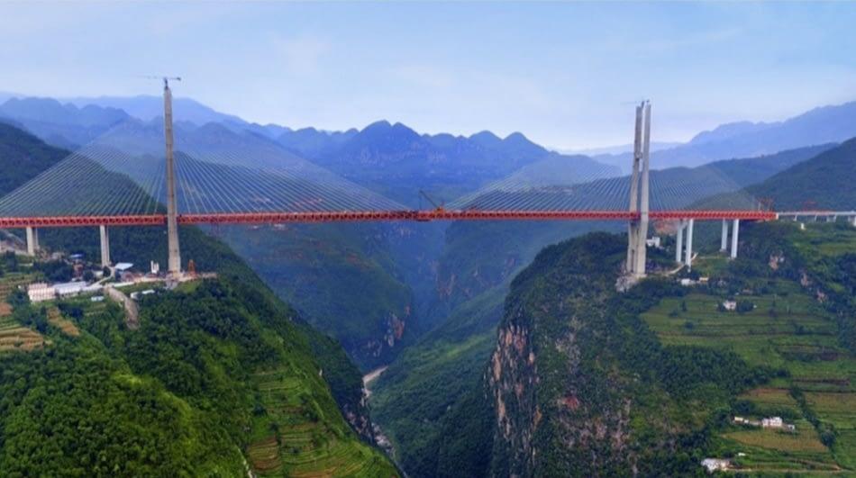 कुश्मा-बलेवा जोड्ने नेपालकै अग्लो मोटरेबल पुल बन्ने