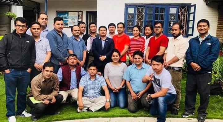 'अनेरास्ववियू'- ने क पाको विद्यार्थी संगठनको नाम, ४९९ केन्द्रीय कमिटीमा