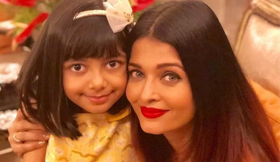 बलिउड अभिनेत्री ऐश्वर्या राय बच्चन र उनकी छोरीलाई कोरोना देखियो