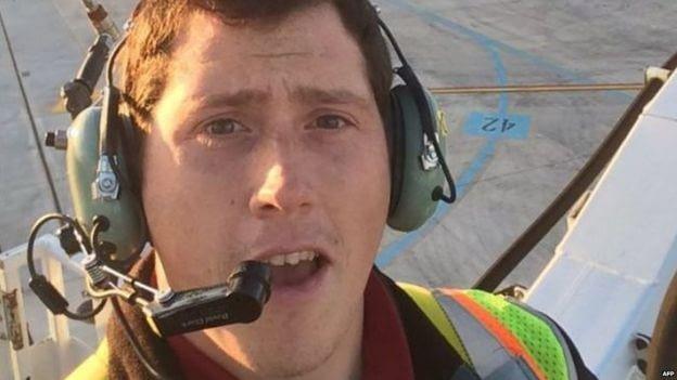 विमान चोरेर आत्महत्या गर्ने व्यक्तिसँग अन्तिम कुराकानी