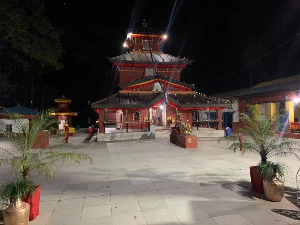 सुनसान बागलुङ कालिका भगवती मन्दिर (तस्बिरहरु)