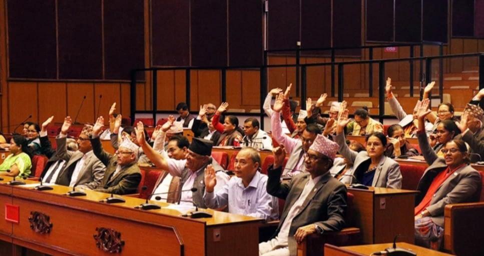 मिडिया काउन्सिल विधेयक पत्रकारले लाइसेन्स लिनुनपर्ने राष्ट्रिय सभाबाट पारित