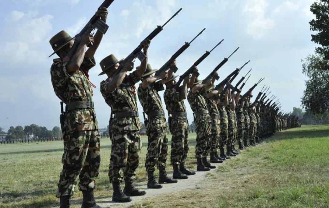नेपाली सेनामा खुल्यो जागिर