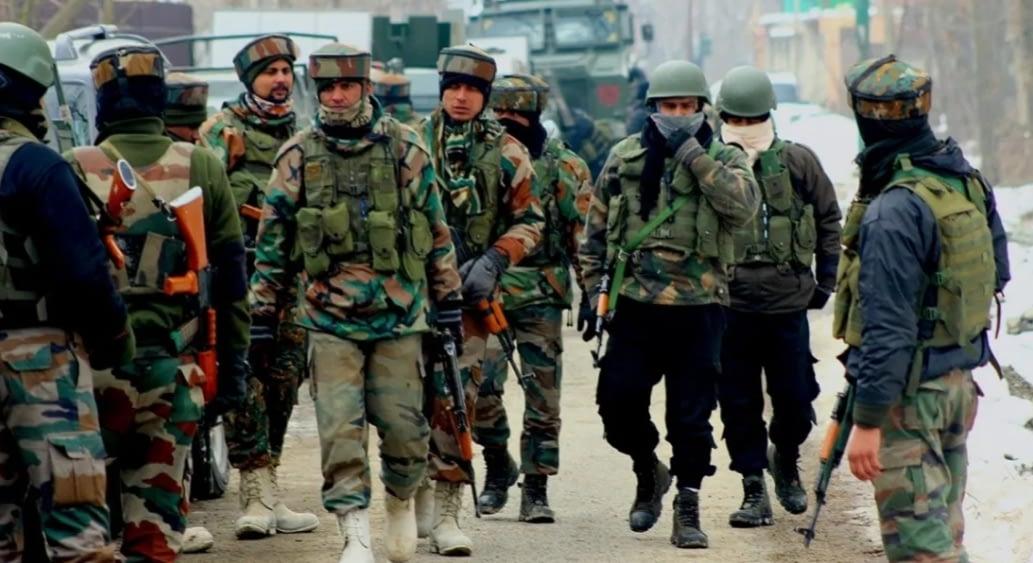भारतीय सेना र आतंकवादी समूहबीच भिडन्त, सात जनाको मृत्यु