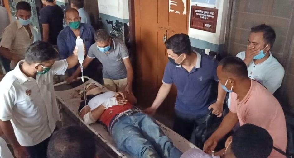 सिद्धबाबा दुर्घटनाको घाईतेलाई काठमाडौं रिफर गरियो