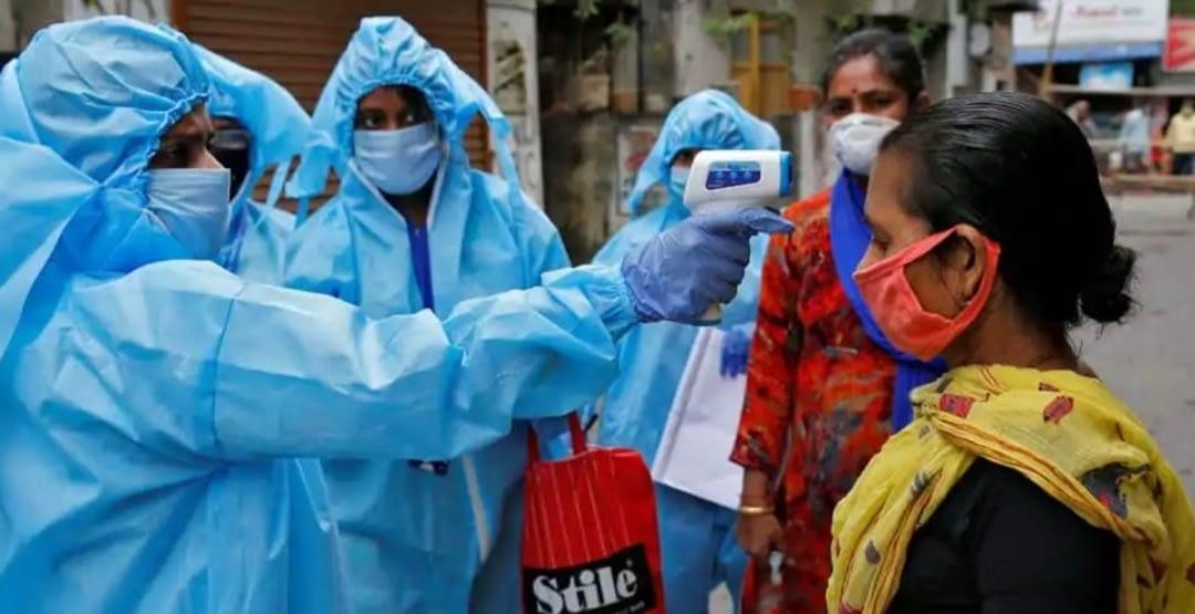 भारतमा चौबीस घण्टामा २९ हजार बढी कोरोना संक्रमित थपिए