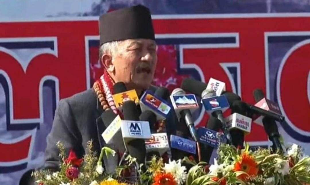 जनताले निर्वाचन चाहेका छन् : सुवासचन्द्र नेम्वाङ