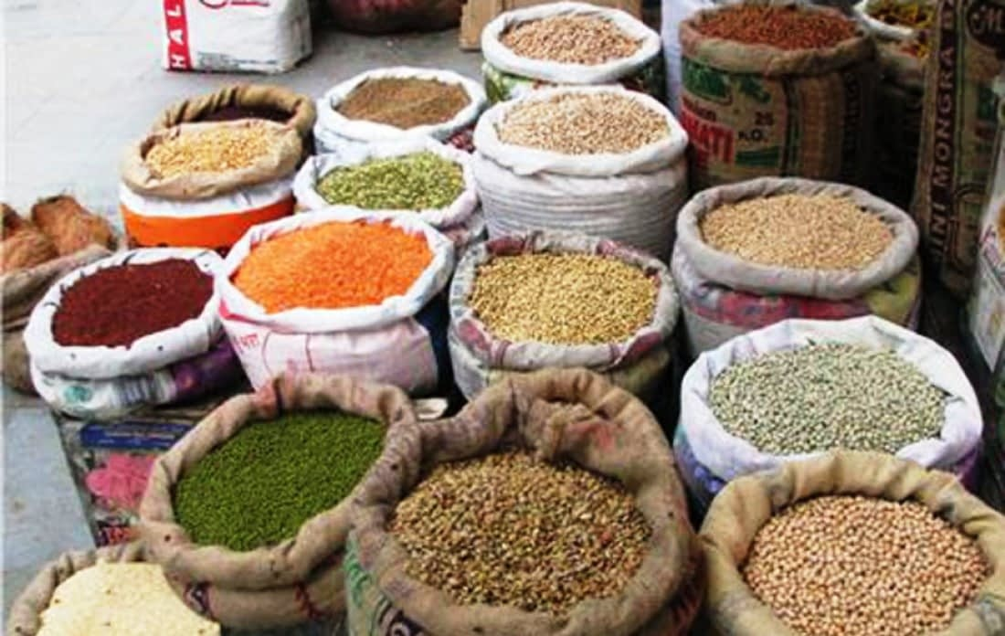एकचालीस दिनमा २ लाख ७८ हजार भन्दा धेरै मेट्रिक टन खाद्यान्न आयात